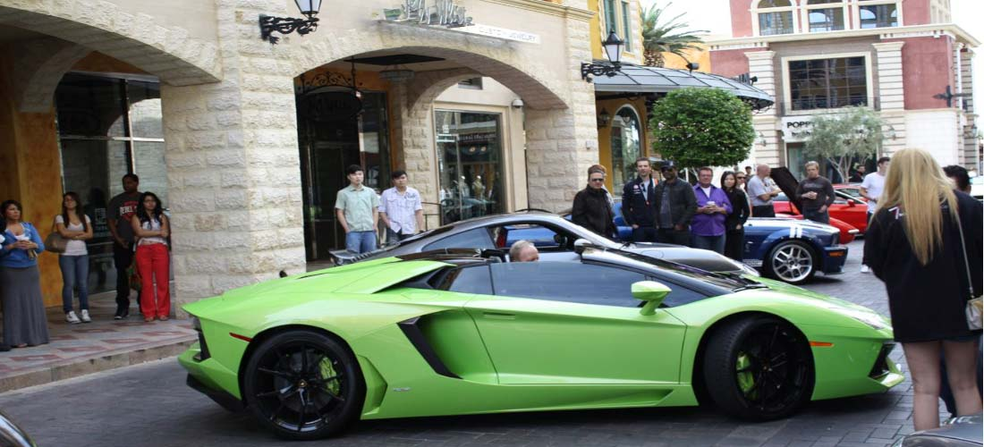 Espresso & Exotics - A charity group founded by exotic car lovers, for the children of America