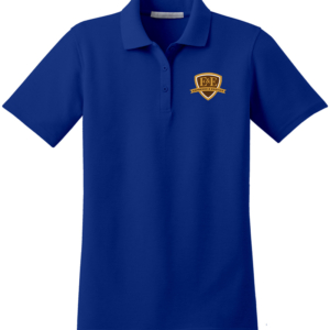 Royal Blue Polo Shirt by Espresso & Exotics